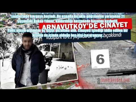 İnstagramda başlayan tartışma Arnavutköy Vadipark'ta cinayet ile Son Buldu..!  Son Dakika