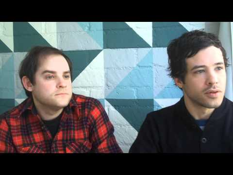 COLD WEATHER: Aaron Katz, Brendan McFadden Interview - Part 1