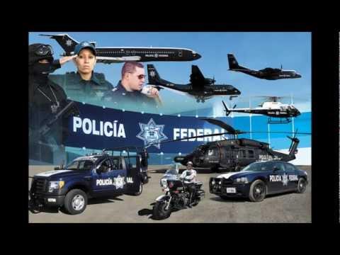 Corrido de la Policia Federal Imagenes