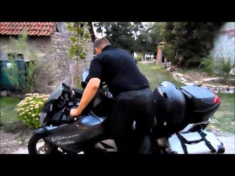 Tip: Auf- Absteigen Beim Motorrad