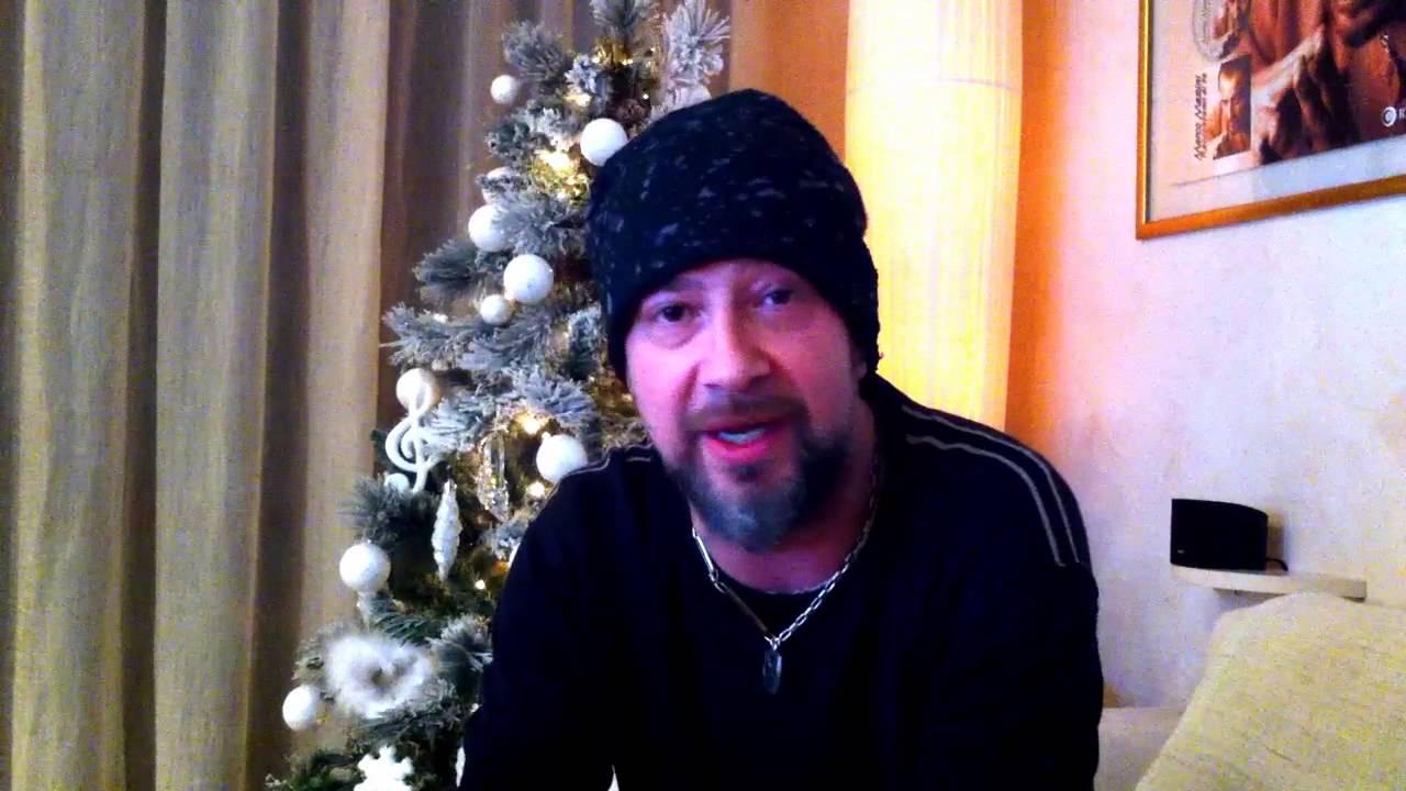 Marco Masini Buon Natale.Marco Masini Buon Natale E Felice Anno Nuovo 2013 2014 Youtube