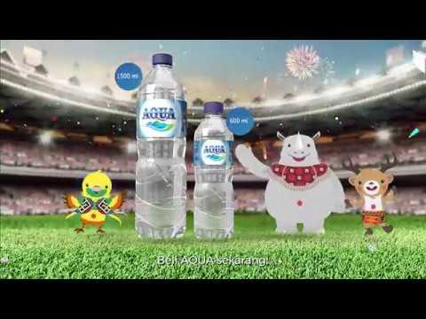 Temukan Ribuan Hadiah Di Balik Label AQUA Asian Games