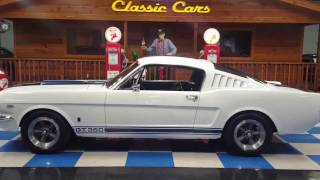 1965 Ford Mustang GT350 Tribute (A&E Classic Cars)