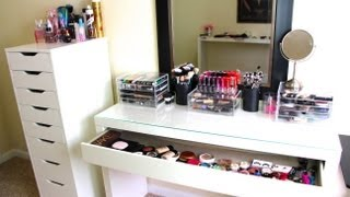 makeup collection storage updated casey holmes