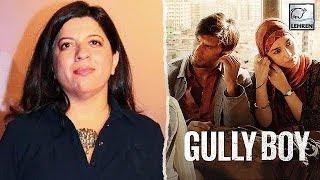 Zoya Akhtar Reacts After Gully Boy Is Out Of Oscars | Lehrentv