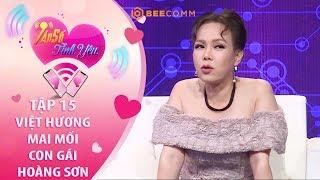 Quá dễ thương chàng trai này được Việt Hương mai mối cho con gái Hoàng Sơn | Tần Số Tình Yêu tập 15