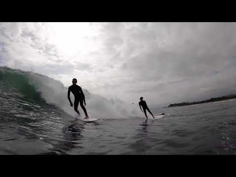 Kelly Slater, Kalani Robb & Griffin Colapinto Surf Lowers - Surf Diaries EP.28