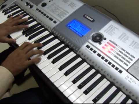 Play in Keyboard - English - Rihanna - Unfaithful
