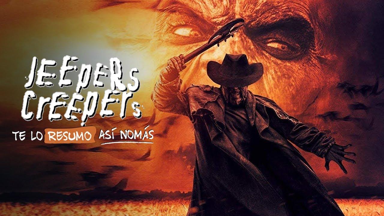 La Trilogía de Jeepers Creepers | #TeLoResumo