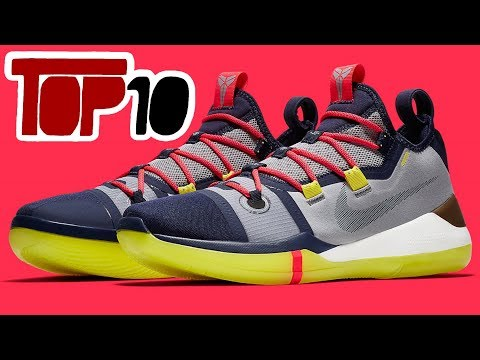 Top 10 Most Popular Nike Shoes Of 2018