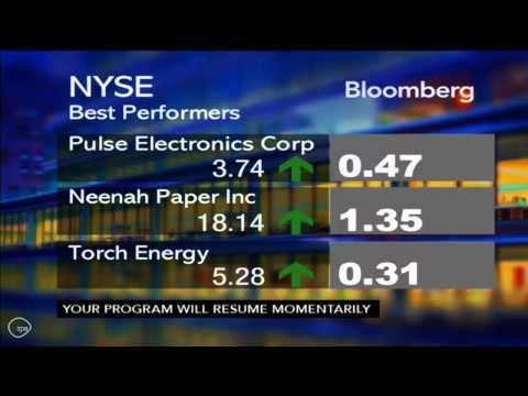 Bloomberg TV   Market filler (2011).