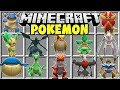 Minecraft POKEMON MOD | LEGENDARIES, MEGA EVOLUTIONS, POKE EGGS & MORE!!