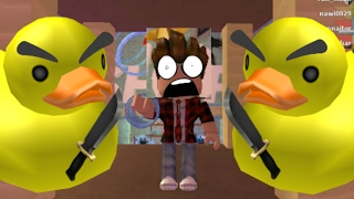 The EPIC DUCK Bloxxed Me! (Roblox-Survive The Disasters 2)#2