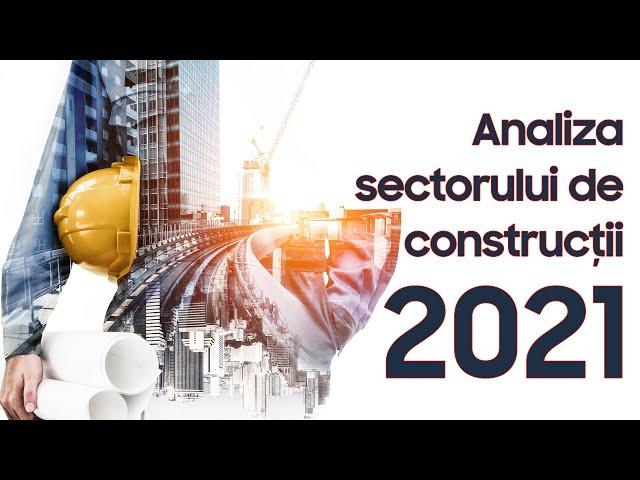 Ce se întâmplă cu domeniul construcțiilor | Emisiune Utilaje TV