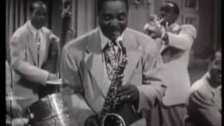 "Louis JORDAN & His Tympany Five "" Buzz Me "" !!!"