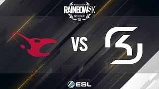 Rainbow Six Pro League - Season 8 - NA - mousesports vs. SK Gaming - Week 9