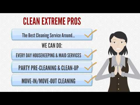 Palm Beach Gardens Maid Service - $120.00 OFF services Clean Extreme Pro Maid Service