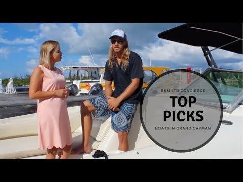 Latrese | Concierge Top Picks 24ft Searay