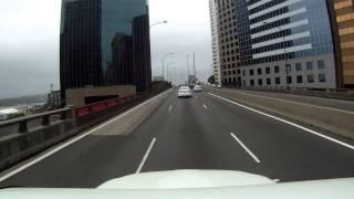Heading Home - Via the Anzac Bridge + Sydney Harbour Bridge