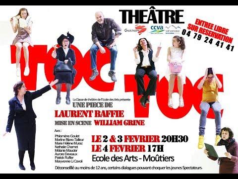 Toc Toc Ecole des Arts Moutiers (Savoie)