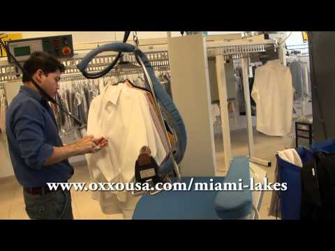 Commercial Dry Cleaning Service for Hotels, Restaurants, Hospitals in Miami Lakes