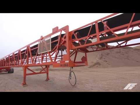 225 Overland Conveyor