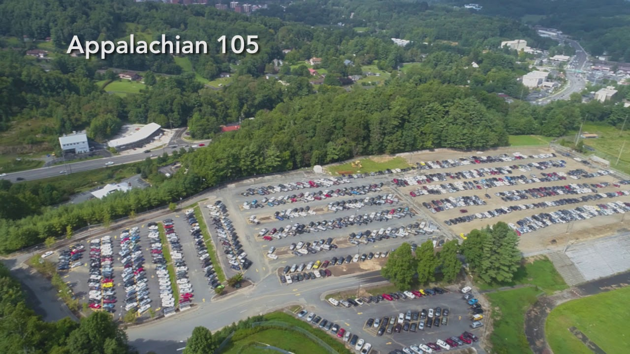 Building Physical Infrastructure | Appalachian's Future