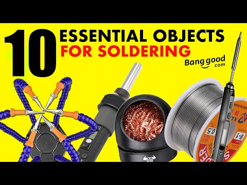 10 ESSENTIAL Objects