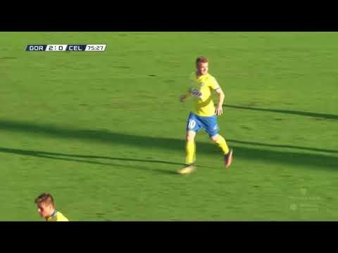 12. krog: Gorica - Celje 2:1 ; Prva liga Telekom Slovenije 2017/18