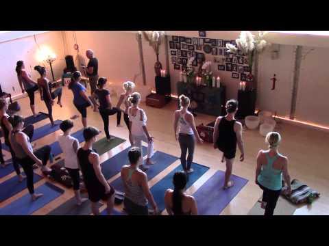 Jivamukti Master Class w Sharon Gannon (2014-10-Oct) (SRYBC)