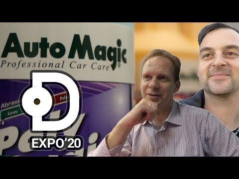 Влог: новости DDayExpo 2020/Обучение SmartGuru ремонт салона/#Детейлинг магазин Авто Миракл РУС