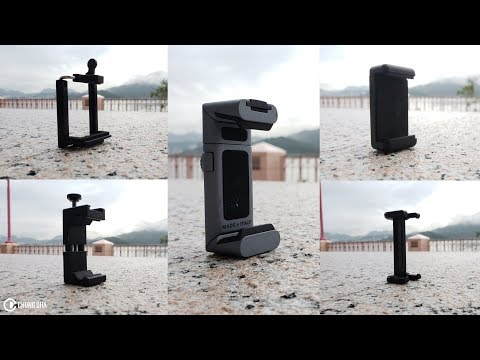 $4-vs-$45-phone-clamp-holder-tripod-adapter-reviews-by-chung-dha