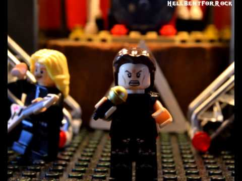 Iron Maiden - Lego The Number Of The Beast (Videoclip)