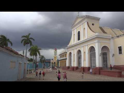 Trinidad  Cuba - 4K Ultra HD Poster