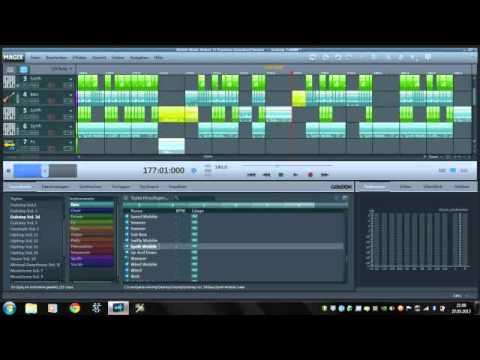 Magix Music Maker 17 Dubstep Test 6