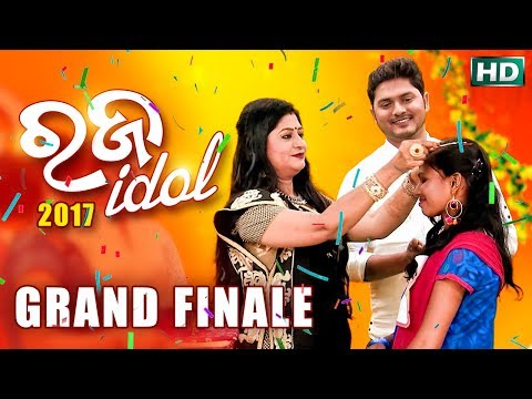 GRAND FINALE SARTHAK  RAJO IDOL 2017