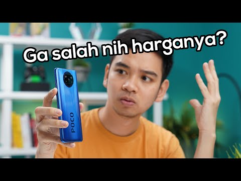 FIX! HP paling WORTH IT di tahun 2020! Review Poco X3 NFC.
