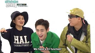 181121 Weekly Idol feat. SHINee Key (Eng Sub) - Message to Shawols (Unaired Clip)