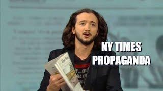 How To See Through NY Times Propaganda