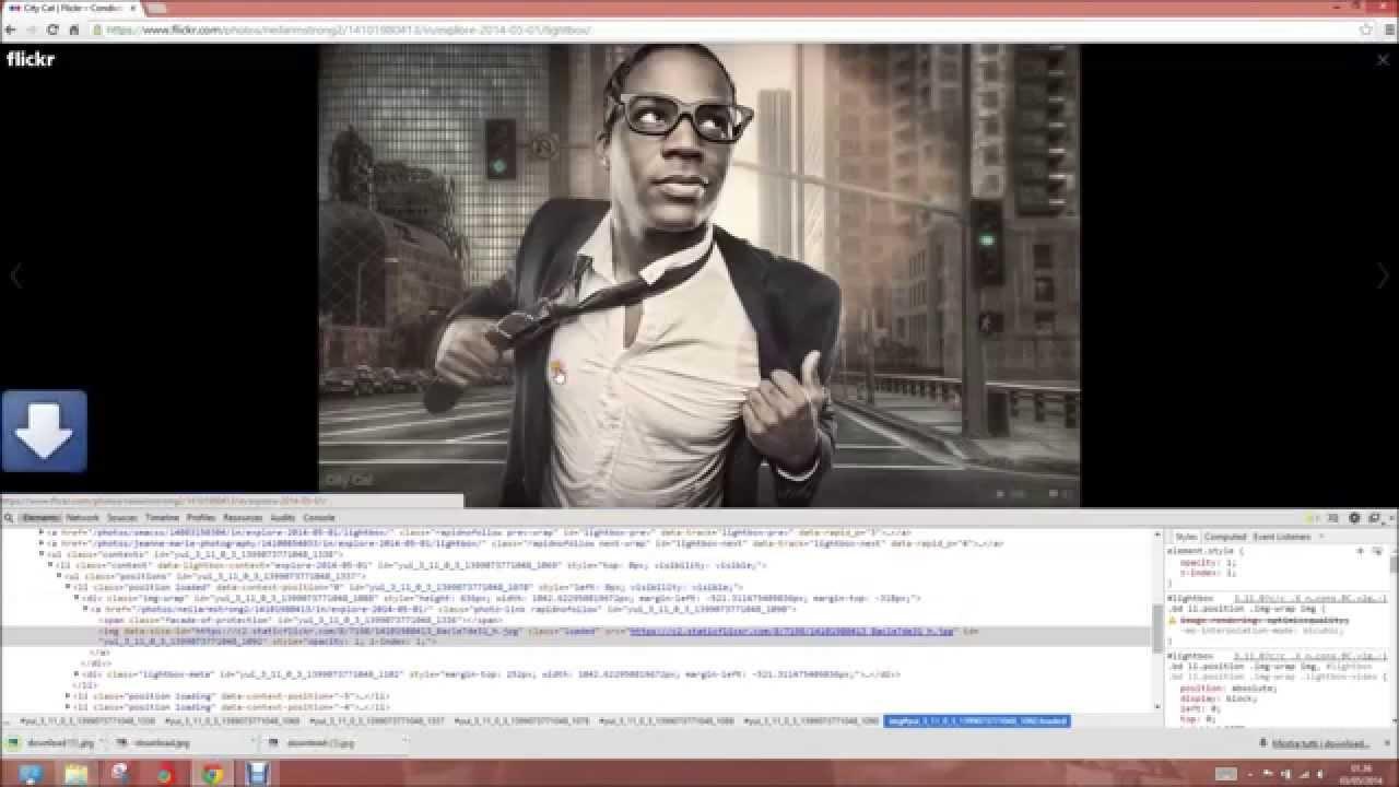Come Salvare immagini da internet - Navigaweb.net