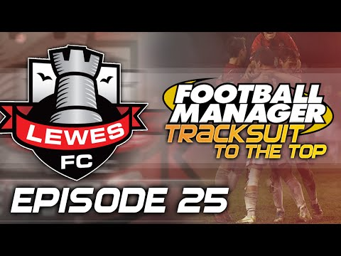 Tracksuit to the Top: Episode 25 - CRUNCH TIME! | Football Manager 2015