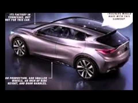 2016 Infiniti QX70 New Car Pic Slide Show Review Complete ...