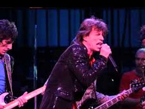 THE ROLLING STONES SEND IT TO ME I LOVE MUSIC 70