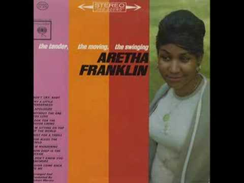 Aretha Franklin- Try A Little Tenderness
