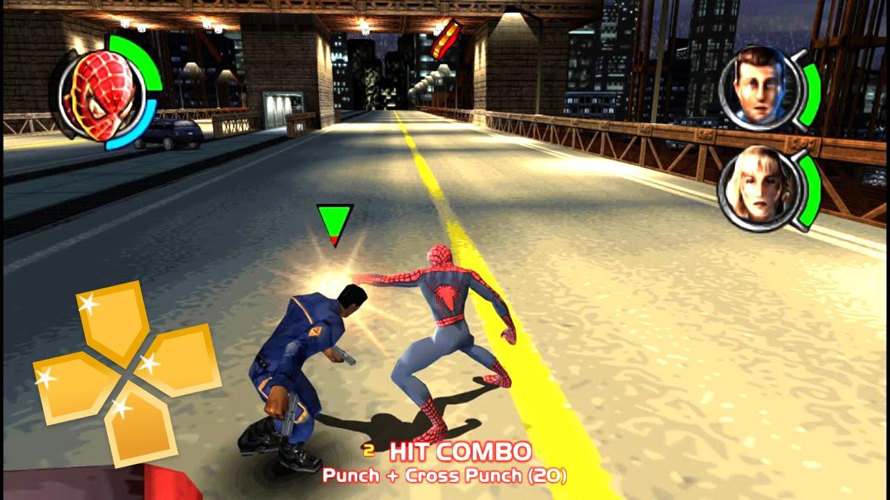 Скачать spider man 3 rus на psp
