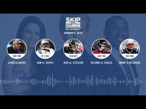 UNDISPUTED Audio Podcast (1.8.18) with Skip Bayless, Shannon Sharpe, Joy Taylor | UNDISPUTED