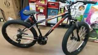 27.5+ MTB Mongoose Terrex bicycle