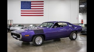 1971 Plymouth Road Runner Test Drive