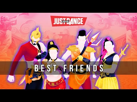 Best Friends | Hillsong Young and Free - Christian Just Dance from YouTube · Duration:  3 minutes 56 seconds