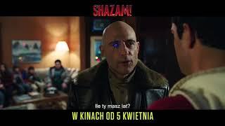 Shazam! - spot Secret 15s PL